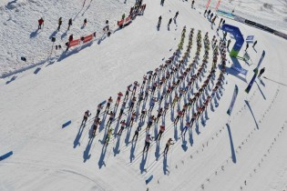 ON-LINE IL VIDEO DELLA MONTE BONDONE NORDIC SKI MARATON!