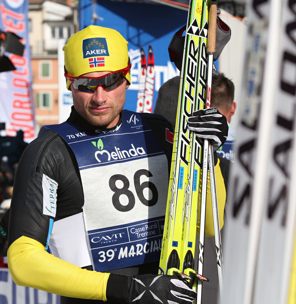 """THE GOOD AND THE BAD"" ALLA MARCIALONGA SUPERDARIO COLOGNA E PETTER NORTHUG AL VIA!"